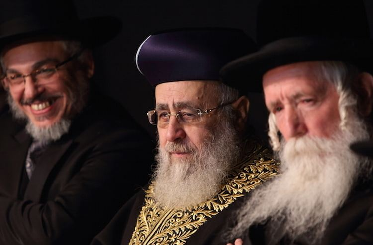 Rabbi 5 shocking quotes by Israel39s chief rabbis Jewish Telegraphic Agency