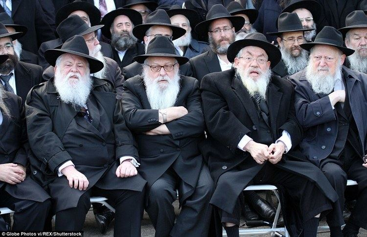Rabbi Hasidic rabbis gather in Brooklyn for conference of ChabadLubavitch