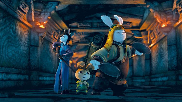 Rabbit Fire movie scenes CANNES Easternlight Fires Up Animated Legend