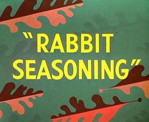 Rabbit Seasoning movie poster