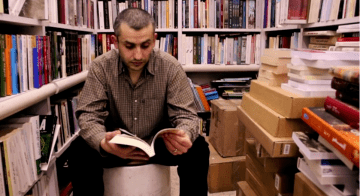 Rabee Jaber Looking at the Longlist The Novel Rabee Jaber Long