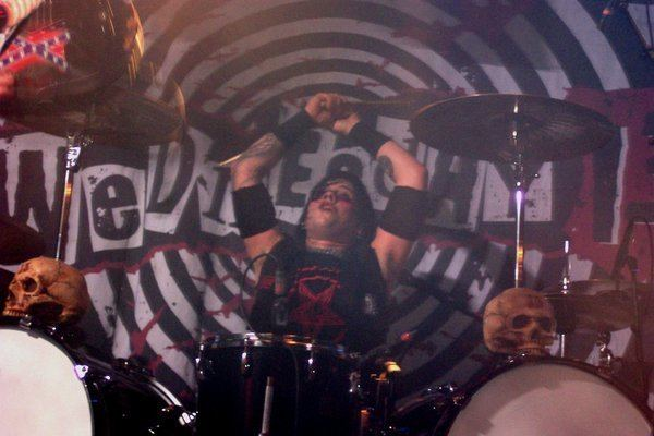 Racci Shay Racci Shay with Wednesday 13 by ChemicalGirl113 on DeviantArt