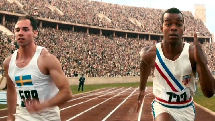 Race (2016 film) RACE Trailer Jesse Owens MOVIE 2015 YouTube
