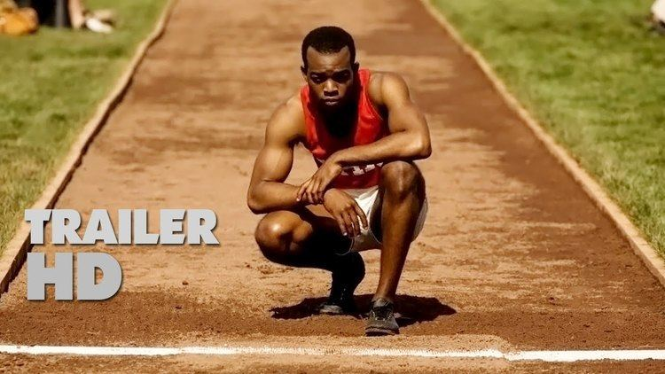 Race (2016 film) Race Official Film Trailer 2016 Jason Sudeikis Stephan James