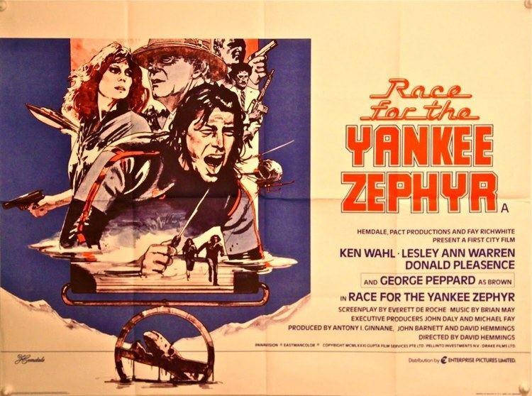 Race for the Yankee Zephyr Treasure of the Yankee Zephyr 1981
