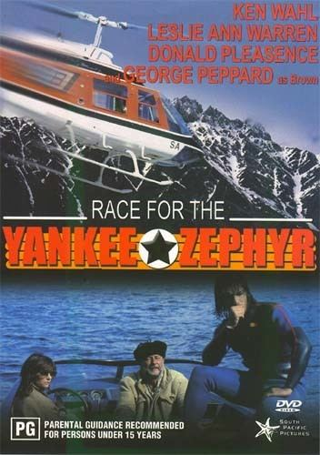 Race for the Yankee Zephyr Race for the Yankee Zephyr