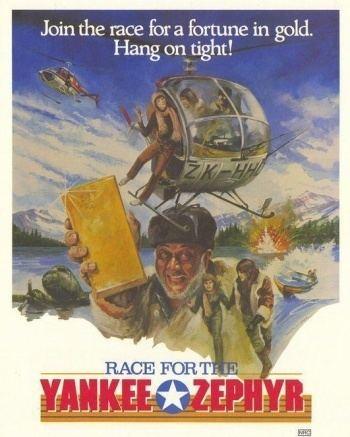 Race for the Yankee Zephyr Race for the Yankee Zephyr Internet Movie Firearms Database Guns