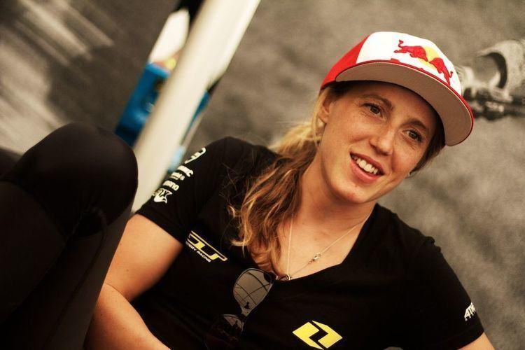 Rachel Atherton Five minutes with Rachel Atherton Downhill MTB racer