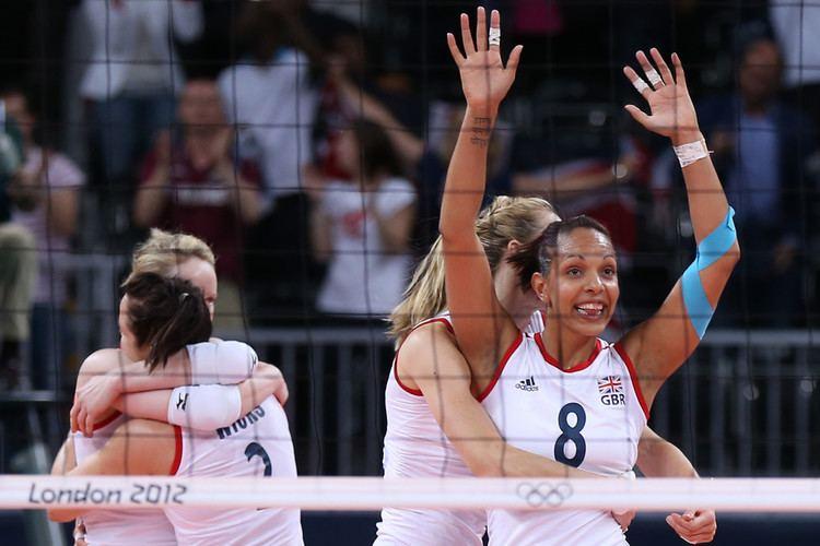 Rachel Bragg Rachel Bragg in Olympics Day 3 Volleyball Zimbio