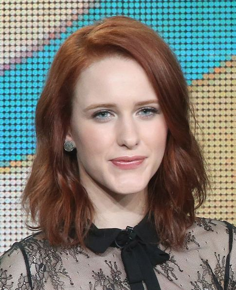 Rachel Brosnahan Rachel Brosnahan on quotHouse of Cardsquot quotManhattanquot and