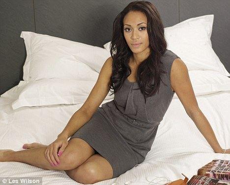 Rachel Christie I39m so ashamed of nightclub brawl that forced me to hand