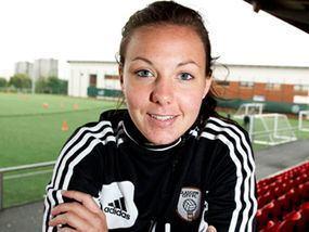 Rachel Corsie Hampden boost for Rachel Football Sport Expresscouk
