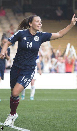 Rachel Corsie BBC Sport Scotland39s Rachel Corsie relishes prospect of