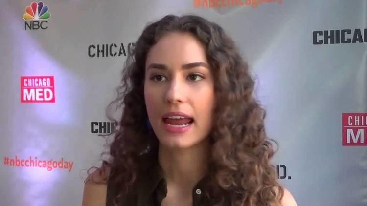 Rachel DiPillo Chicago Med Interview Rachel DiPillo YouTube