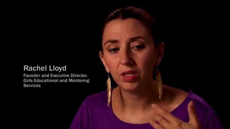 Rachel Lloyd Half the Sky Movement Rachel Lloyd on GenderBased