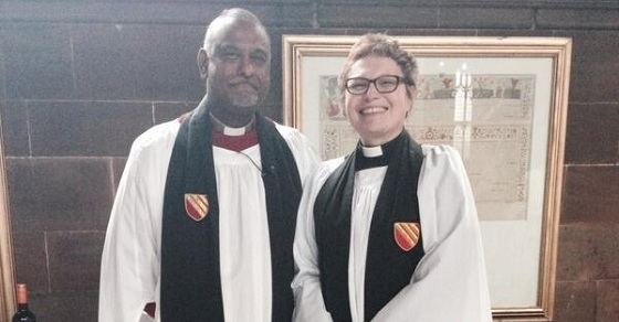 Rachel Mann UK Transgender vicar made Minor Canon of Manchester Cathedral