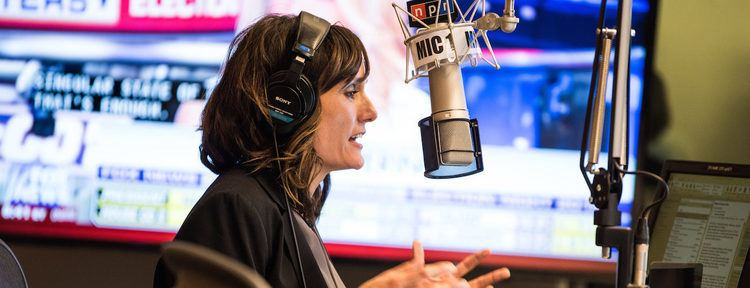 Rachel Martin (broadcast journalist) QA NPR Morning Edition host Rachel Martin on connecting with
