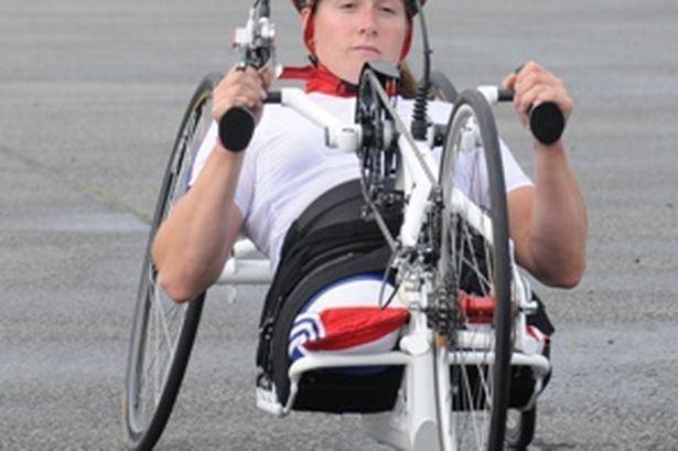 Rachel Morris Paralympics Cycling gold for Morris Get Surrey