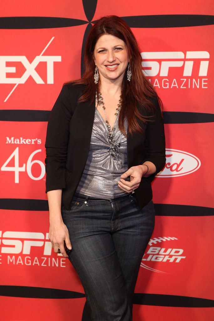 Rachel Nichols (journalist) Rachel Nichols Photos ESPN The Magazine39s quotNEXTquot Event