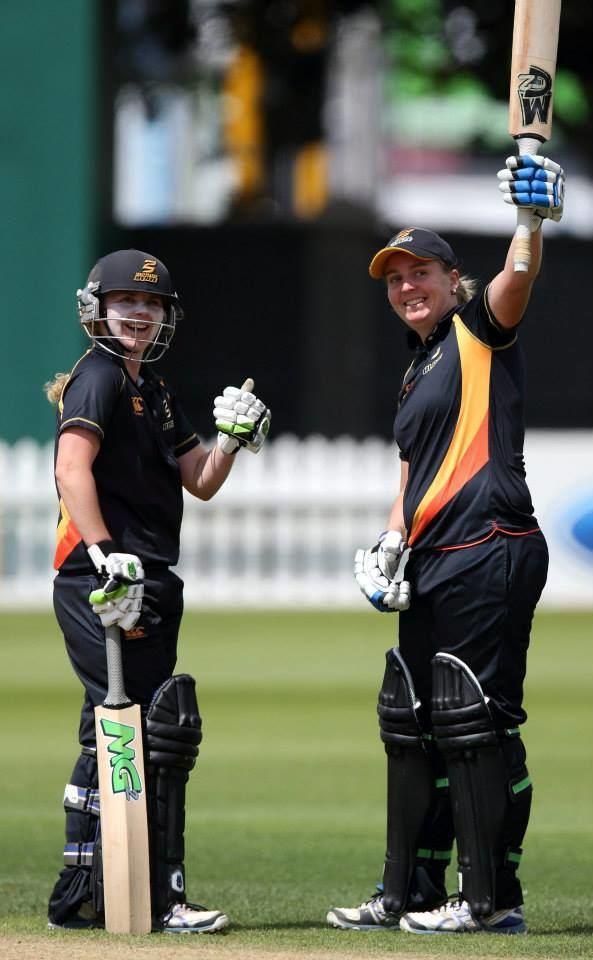 Rachel Priest Q A with Wellington Blaze NZ White Fern Rachel Priest Cricket