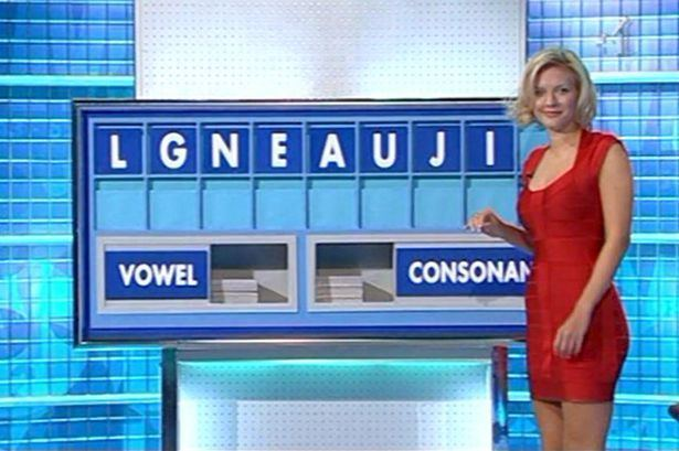 Rachel Riley Countdowns Rachel Riley says adults who are bad at maths should not