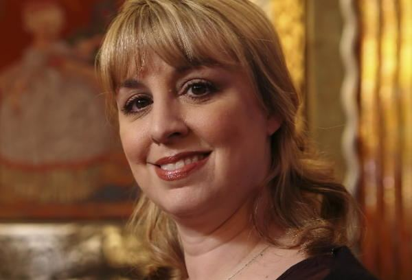 Rachel Rockwell Director Rachel Rockwell is the Chicagoan of the Year in