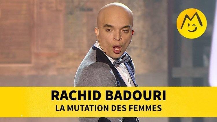 Rachid Badouri Rachid Badouri La mutation des femmes YouTube