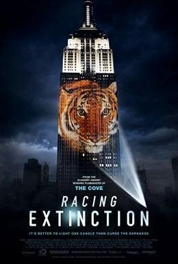 Racing Extinction movie poster