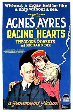 Racing Hearts movie poster