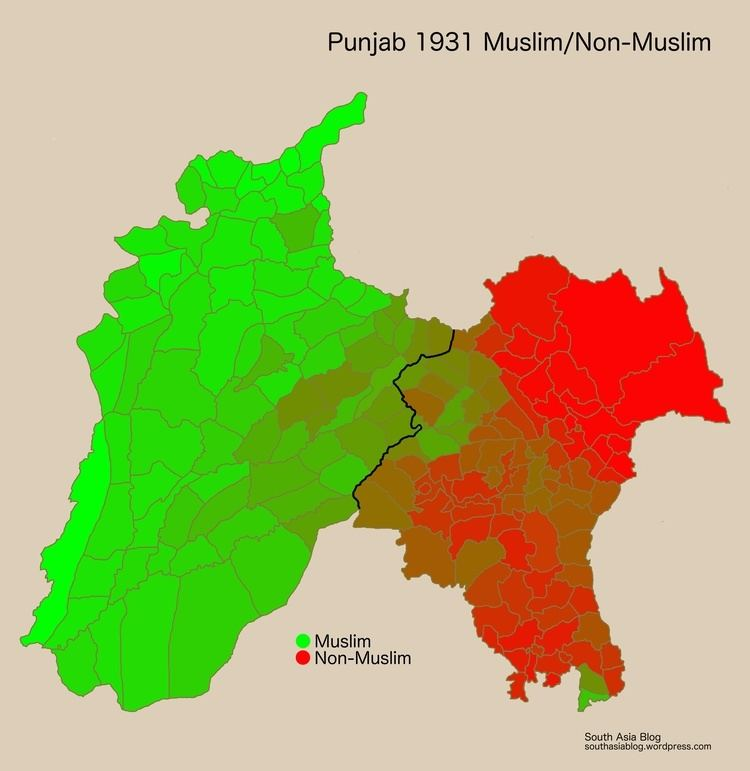 Radcliffe Line A Closer Look At How Partition Changed Punjab39s Religious Map