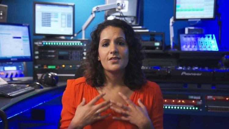 Radha Modgil Radio 1s Dr Radha with Tips on Discussing Taboo Subjects YouTube