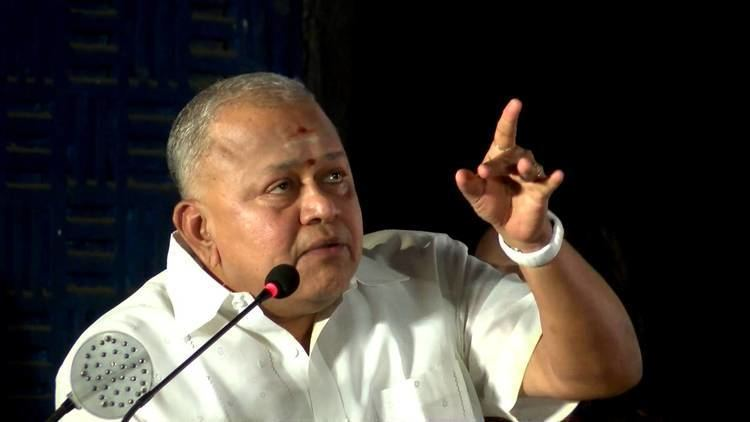 Radha Ravi Radha Ravi Scolds People who post Negative Review on