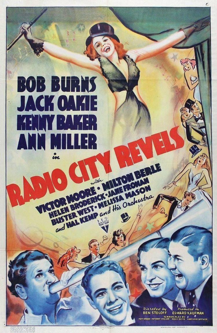 Radio City Revels Radio Spirits Blog Archive Review Radio City Revels 1938