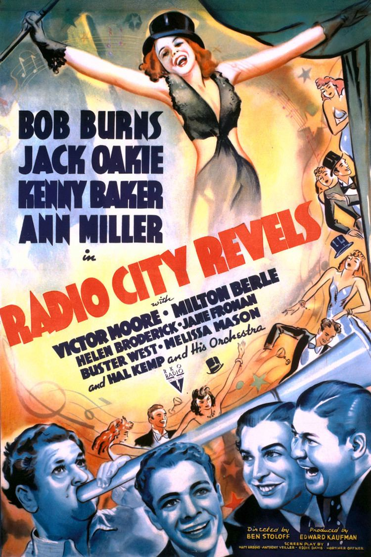 Radio City Revels wwwgstaticcomtvthumbmovieposters6257p6257p