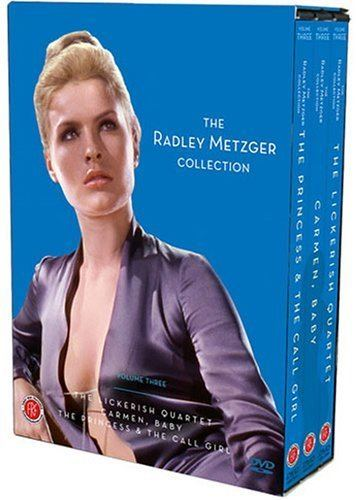 Radley Metzger Amazoncom The Radley Metzger Collection Vol 3 The