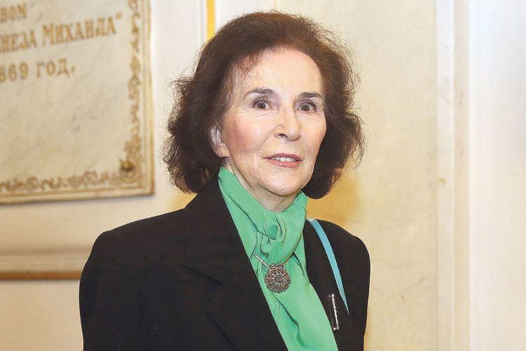Radmila Bakočević VELIKI JUBILEJ Radmila Bakoevi slavi 60 godina rada Kurir