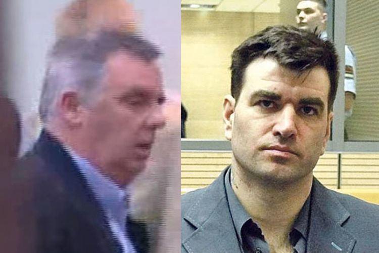 Radomir Marković RADE MARKOVI LEGIJI NA SUOAVANJU Lagao si i izgubio ast Kurir