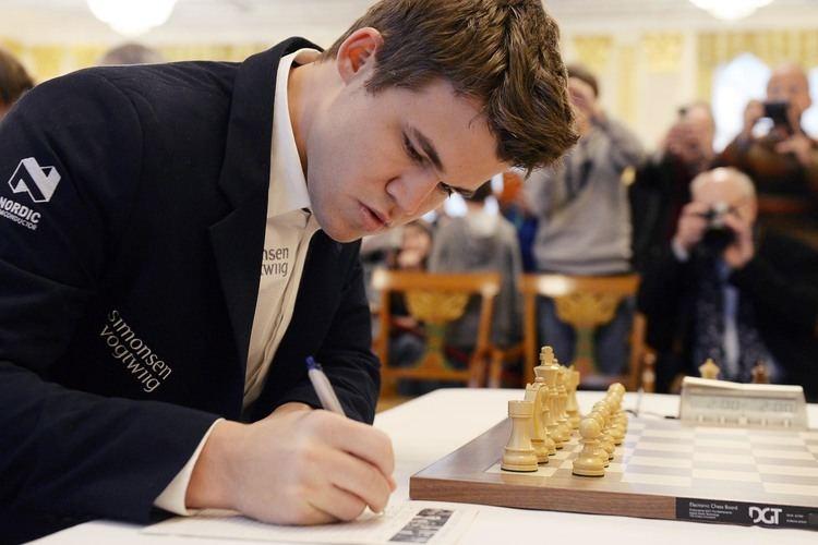 Radosław Wojtaszek Radosaw Wojtaszek zwyciy mistrza wiata w szachach Dziennik