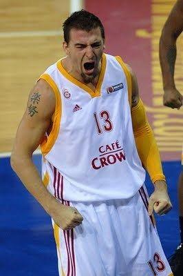 Radoslav Rančík Rank na Ukrajine vo finle To ete nie je spech basketsk