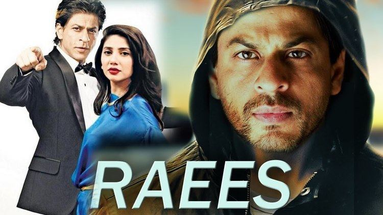 Raees The Official Trailer Shah Rukh Khan Releasing 25 January