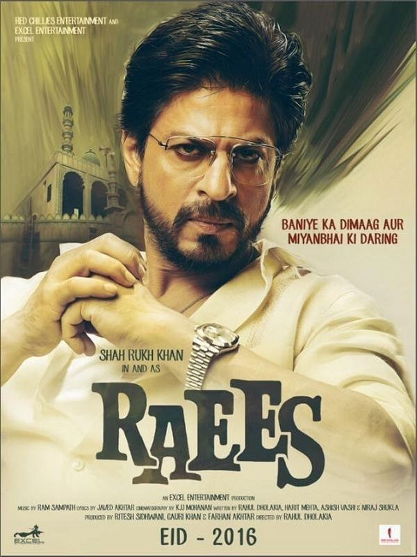 Shah Rukh Khans Raees PUSHED for a 2017 release Bollywoodlifecom