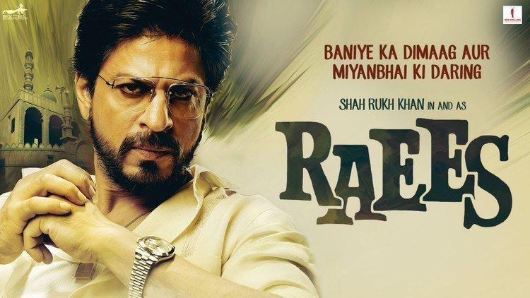 Raees Teaser Shah Rukh Khan I Mahira Khan Nawazuddin Siddiqui