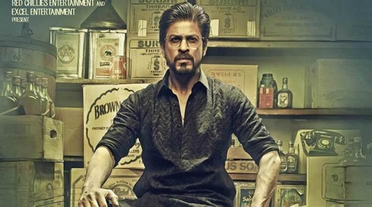Shah Rukh Khan wraps up his upcoming film Raees The Indian Express