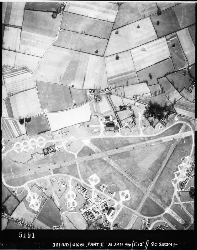 RAF Attlebridge Attlebridge American Air Museum in Britain