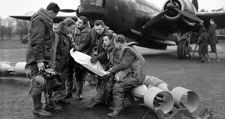 RAF Bomber Command About Bomber Command Bomber Command Memorial