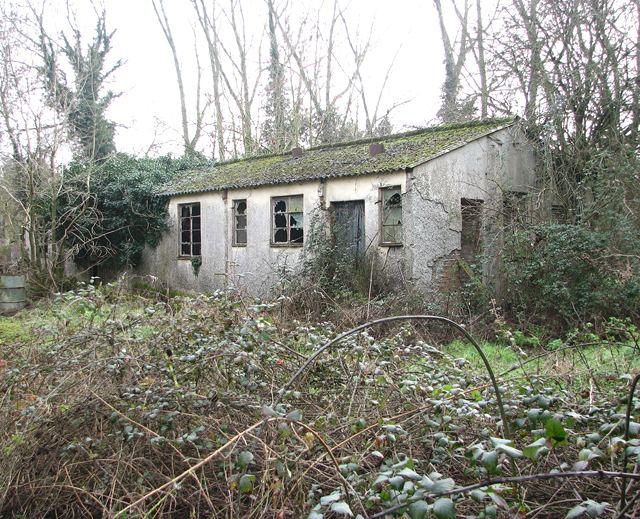 RAF Fersfield RAF Fersfield Site 4 Evelyn Simak Geograph Britain and Ireland