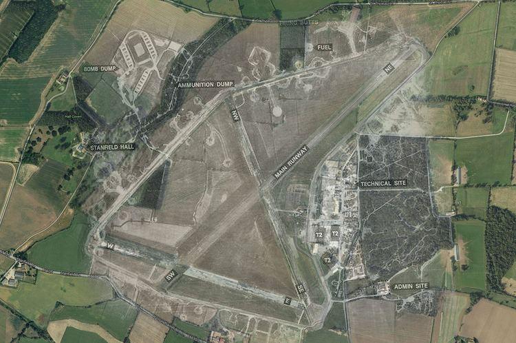 RAF Hethel RAF Hethel Aerial Ghost Both an RAF base and a USAAF base Flickr
