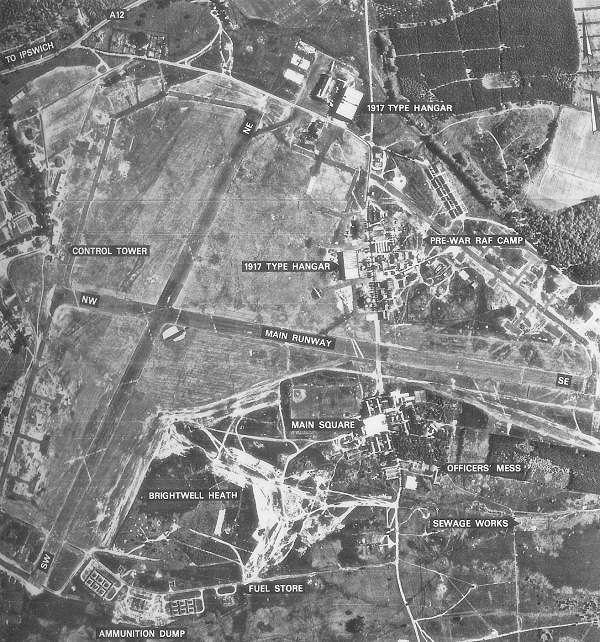 RAF Martlesham Heath