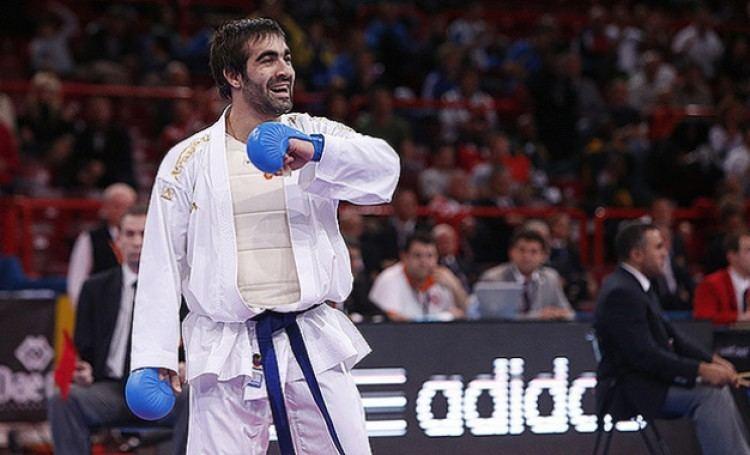Rafael Aghayev President of World Karate Federation Rafael Aghayev is a