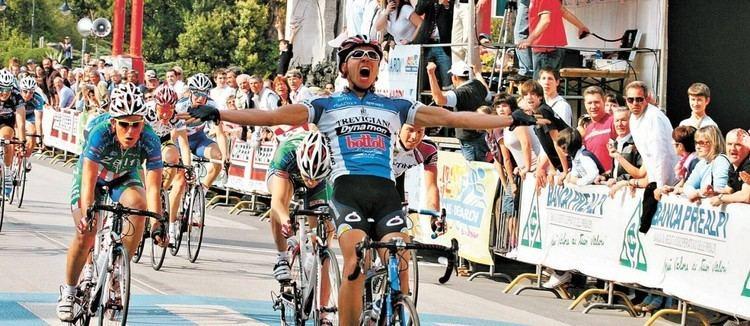Rafael Andriato Ciclista profissional Rafael Andriato confirma presena no Tour do